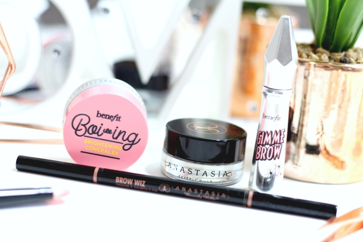 brow products you can't live without