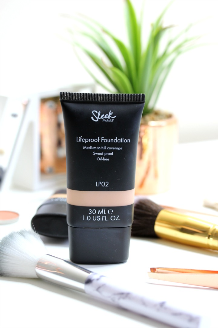 drugstore foundation sleek