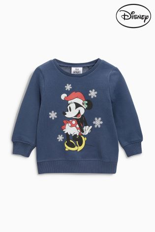 Minnie Mouse Christmas Jumper