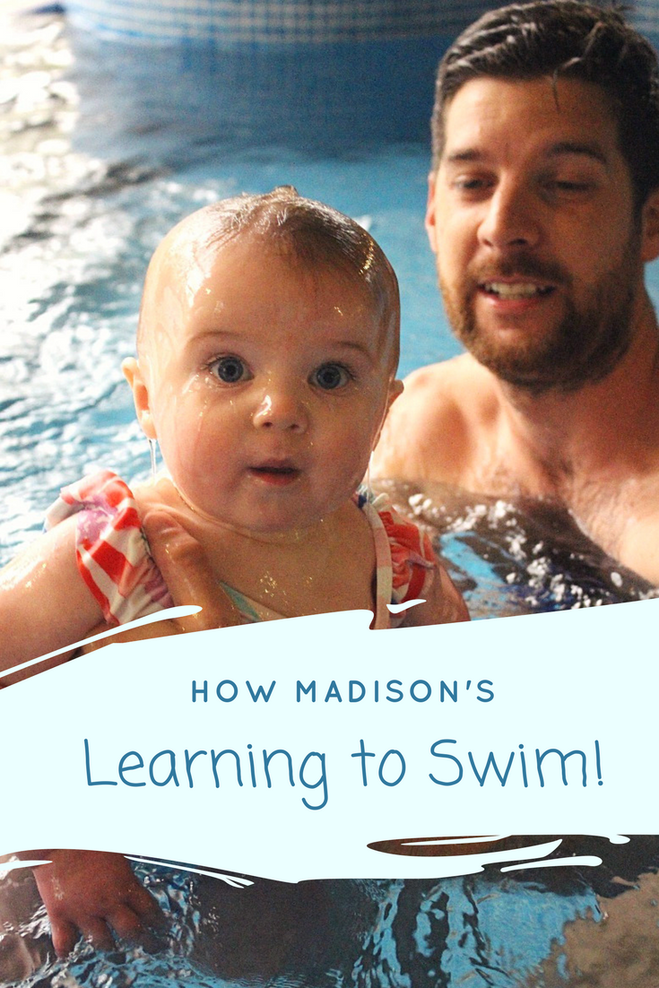 how we're learning to swim