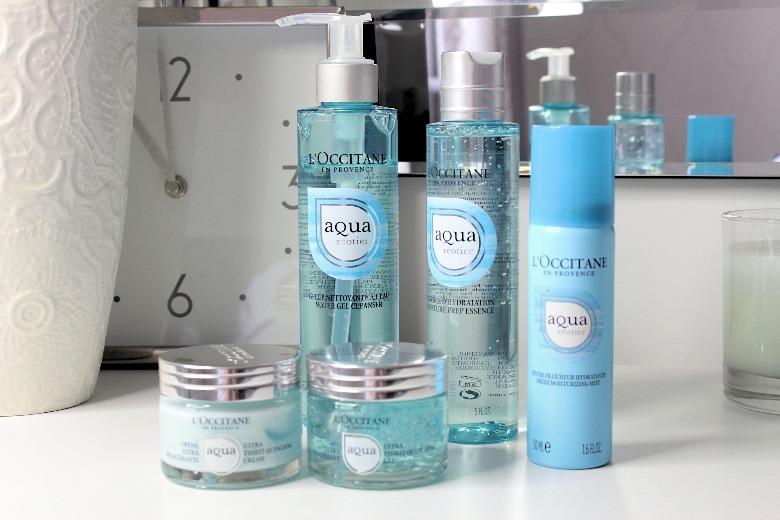 L'occitane aqua hydrate