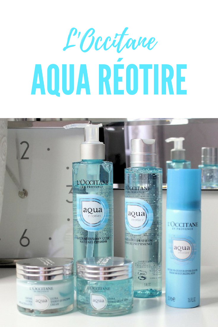 l'occitane aqua retiree