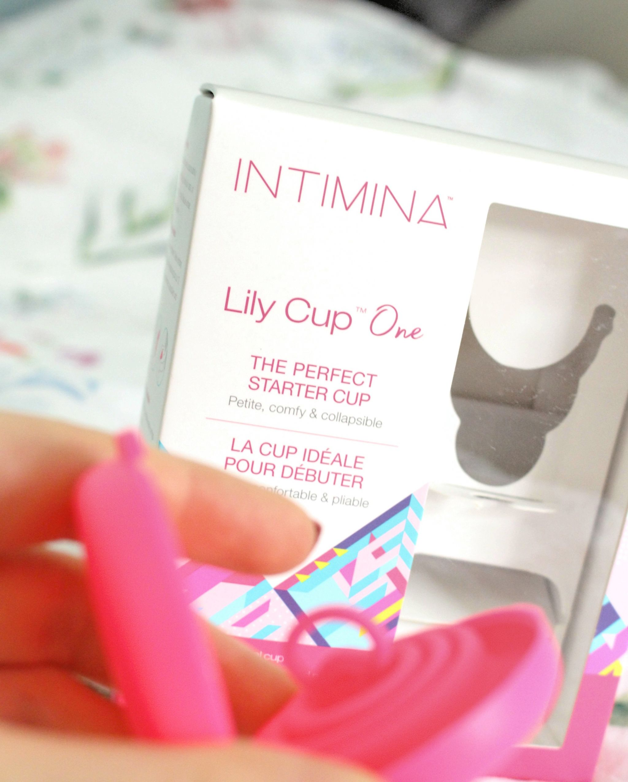 I tried a menstrual cup